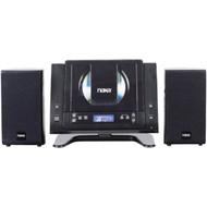 NAXA NSM437 Digital CD/MP3 Micro System with AM/FM Radio (R-NAXNSM437)