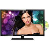 "NAXA NTD-1955 19"" Class 720p LED TV & DVD/Media Player with Car Package (R-NAXNTD1955)"