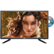"NAXA NTD-2457A 23.6"" LED TV & DVD/Media Player Combination with Car Package (R-NAXNTD2457)"