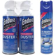 Endust 096000 Multi-surface Anti-static Cleaner 248050 Electronics Duster (R-NOZMSDUSTKIT)