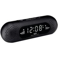 SXE SXE86002 Bluetooth(R) Speaker Dual Alarm Clock Radio (R-NYLSXE86002)