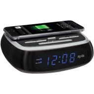 SXE SXE87001 Wireless Charging Alarm Clock (R-NYLSXE87001)