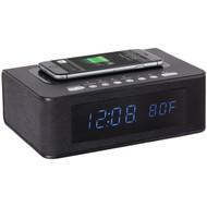 SXE SXE87005 Wireless-Charging & Bluetooth(R) Digital Alarm Clock (R-NYLSXE87005)