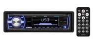 BOSS Audio 619UAB Single-Din USB/SD/MP3 Player Receiver Bluetooth with Remote (R-OB619UAB)