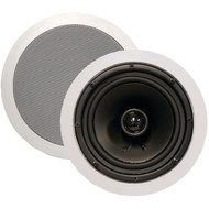 "ARCHITECH AP-601 6.5"" 2-Way Round In-Ceiling Loudspeakers (R-OEMAP601)"