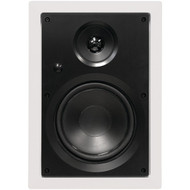 "ARCHITECH AP-602 6.5"" 2-Way Rectangular In-Wall Loudspeakers (R-OEMAP602)"