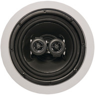 "ARCHITECH AP-611 6.5"" 2-Way Single-Point Stereo In-Ceiling Loudspeaker (R-OEMAP611)"