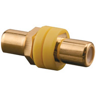 PRO-WIRE X-RGRG Y RCA Front & Back (Yellow color-coded insulator) (R-OEMXRGRGY)