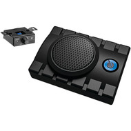 "Planet 8"" Low Profile Subwoofer with Remote Level Control (R-P8UAW)"