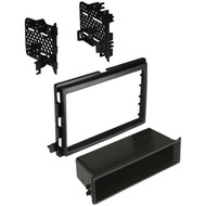 BEST KITS BKFMK540 Ford(R)/Lincoln(R)/Mercury(R)/Mazda(R) 2004-2014 Double-DIN/Single-ISO with Pocket Combo Kit (R-PACBKFMK540)