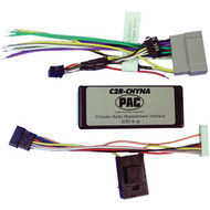 PAC C2R-CHYNA Radio Replacement Interface (For Chrysler(R) Vehicles with No Factory Amp) (R-PACC2RCHYNA)