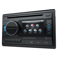 "Power Acoustik 3.4"" DDin DVD/CD/AM/FM USB/SD THIS UNIT DOES FIT AI DDIN DASH KITS (R-PD342)"