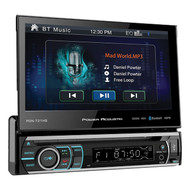 "Power Acoustik 7"" Single Din Receiver With Bluetooth (R-PD721B)"