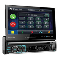 "Power Acoustik 7"" Single Din Receiver With Bluetooth Sxm Ready (R-PD721XB)"