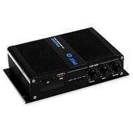 2-Ch. Bluetooth Marine Amplifier | Weather Resistant Wireless Audio Amp System with MP3/USB/SD Readers, 200 Watt (R-PFMRA340BB)