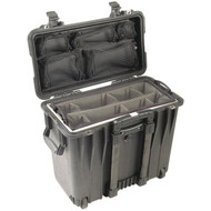 PELICAN 1440-004-110 1440 Protector Case(TM) with Utility Padded Divider Set & Lid Organizer (R-PLO1440CASE)