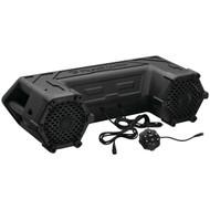 "PLANET AUDIO PATV65 Powersports Series Waterproof All-Terrain Sound System with Bluetooth(R) & LED Light Bar (6.5"", 450 Watts) (R-PLTPATV65)"