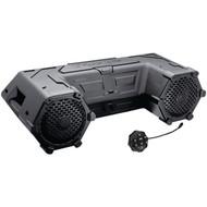 "PLANET AUDIO PATV85 Powersports Series Waterproof All-Terrain Sound System with Bluetooth(R) & LED Light Bar (8"", 700 Watts) (R-PLTPATV85)"