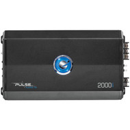 PLANET AUDIO PL2000.1M Pulse Series Monoblock Class AB Amp (2,000 Watts max) (R-PLTPL20001M)