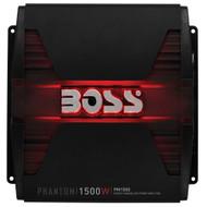 Boss PHANTOM 1500 Watts Monoblock Power Amplifier Remote Subwoofer Level Control (R-PM1500)