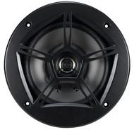 "Planet 6.5"" 2-Way Coaxial Marine Grade Speaker 200W Black (R-PM65B)"