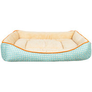 Animal Planet 12321-01 Rectangle Pet Bed (Mod Geo) (R-PMJ1232101)