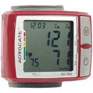 ADVOCATE KD-7902 Wrist Blood Pressure Monitor with Color Indicator (R-Q3IKD7902)