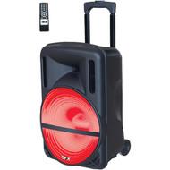 QFX PBX-61126BT Bluetooth(R) Party PA (R-QFXPBX61126BT)