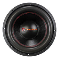 "Qpower 12"" Woofer Super Heavy Duty Woofer  3000 Watts (R-QPF12DSUPER)"