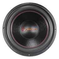 "Qpower 15"" Woofer Super Heavy Duty Woofer 4000 Watts 139.5 Oz. Magnet (R-QPF15DSUPER)"