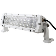 "MARINE SPORT MS-MRDR10 HD LED White Marine Light Bar (10"", 60 Watts, 4,200 Lumens) (R-RSPMSMRDR10)"