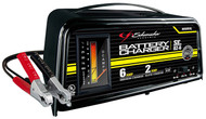 Schumacher Dual-Rate 2/6 Amp Maunal Battery Charger (R-SE826)