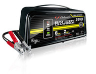 Schumacher 6/12V 2/6-Amp Automatic Battery Charger (R-SE826CA)