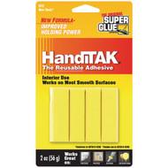 SUPER GLUE HT2-12 Handi-TAK(R) Reusable Adhesive (R-SGCHT2)