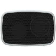 EMATIC ESQ206SL Rugged Life NOIZE Bluetooth(R) Speaker (Silver) (R-SHAGESQ206SL)