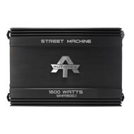 Autotek Monoblock Amp 1x800 @ 4 Ohms 1x1600 Watts @ 2 Ohms (R-SMA16001)