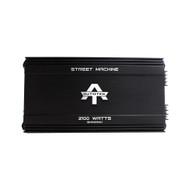 Autotek Monoblock Amp 1x600 @ 4 Ohms 1x1050 @ 2 Ohms 1x2100 Watts @1 Ohm Mono (R-SMA21001)