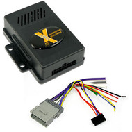Crux Radio Replacement Interface W/Chime For Gm Class Ii (R-SOCGM17)