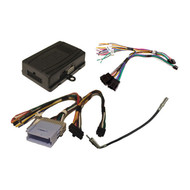 Crux Radio Replacement For Gm Lan 11-Bit Systems (R-SOCGM18B)