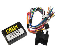 Crux Radio Replacement Interface For Select 2002-2014 Volkswagen Vehicles (R-SOCVW21)