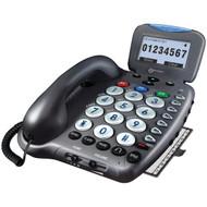 geemarc AMPLI550 50dB Amplified Telephone with Talking Caller ID (R-SONAMPLI550)