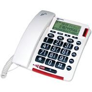 geemarc AMPLIVOICE50 40dB Telephone with Talking Caller ID (R-SONAMPLIVOICE50)