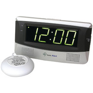 Sonic Alert SB300ss Sonic Bomb(R) Large-Display Alarm Clock with Super Shaker(TM) (R-SONASB300SS)