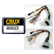 Crux Chrysler Dodge & Jeep Radio Replacement (R-SOOCR26)