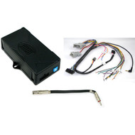 Crux Onstar Radio Replacement Interface For Select Gm Class Ii W/Swc (R-SOOGM15)