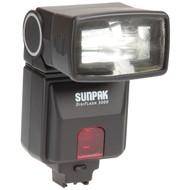 SUNPAK DF3000SX DF3000 Digital Flash for Sony(R) Alpha DSLR Cameras (R-SPKDF3000SX)