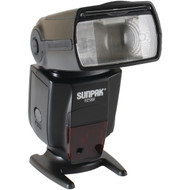 SUNPAK PZ58XC PZ58X Flash for Canon(R) DSLR (R-SPKPZ58XC)