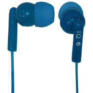 Supersonic IQ-106 BLUE Porockz Stereo Earphones (Blue) (R-SSCIQ106BLUE)