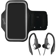Supersonic SC-222AE Sport Kit Armband & Earbuds with Microphone (R-SSCSC222AE)