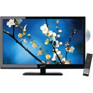 """Supersonic SC-2412 23.6"""" 1080p AC/DC LED TV/DVD Combination (R-SSCSC2412)"""